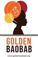 The Golden Baobab logo