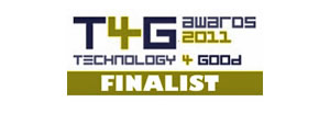 Technology 4 Good Award Finalist